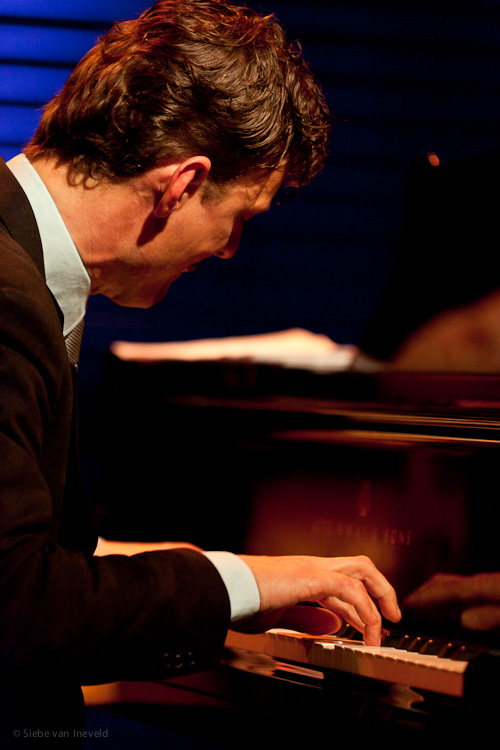 Peter Beets New York Quartet, Chopin Meets The Blues