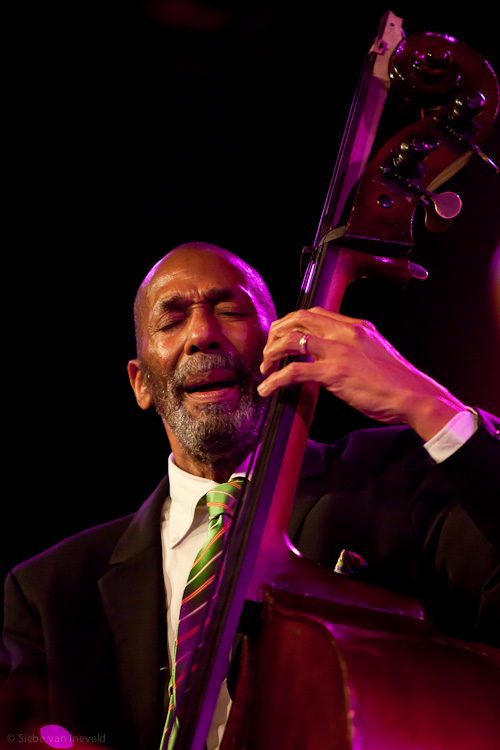 Ron Carter, Golden Striker Trio, North Sea Jazz 2010 Striker Trio