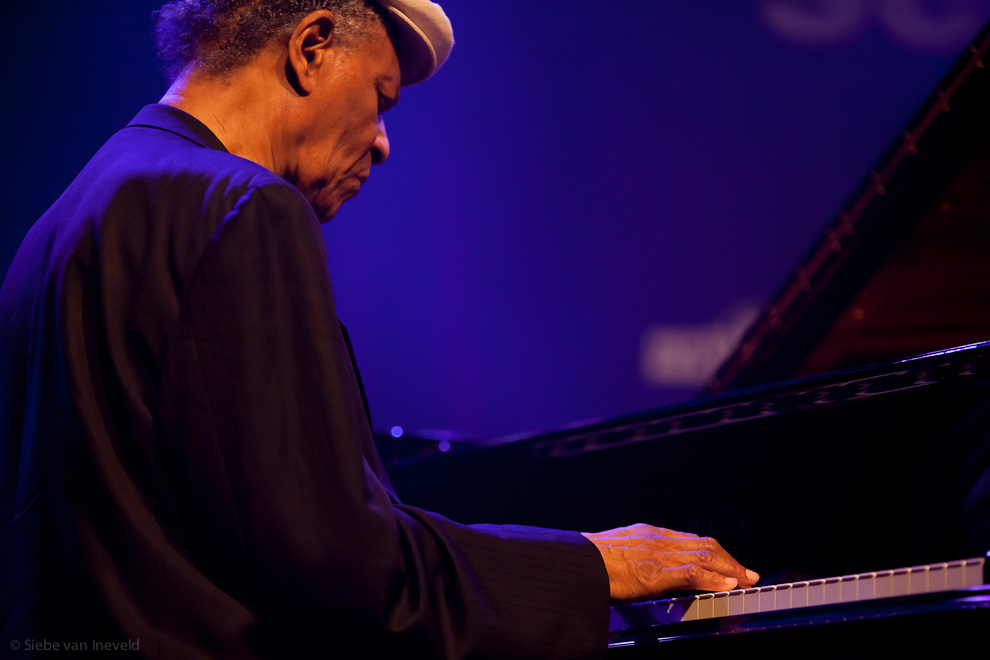 McCoy Tyner, McCoy Tyner Trio, North Sea Jazz 2010