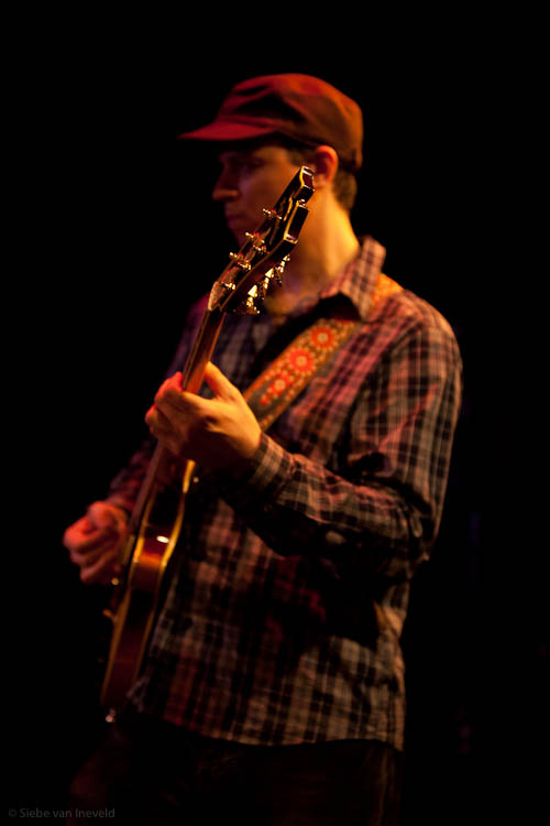 Jazz Guitar with Kurt Rosenwinkel
